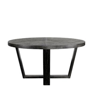 Turin Solid Wood Dining Table by Curations Limited
