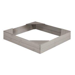 120cm Square Sand Box By Roba