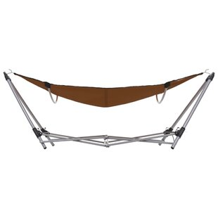 Folding Camping Hammock With Stand By Symple Stuff