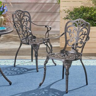 Storey Patio Dining Chair (Set of 2)