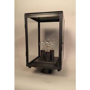 Rusnak 3-Light Hardwired Lantern Head by Brayden Studio