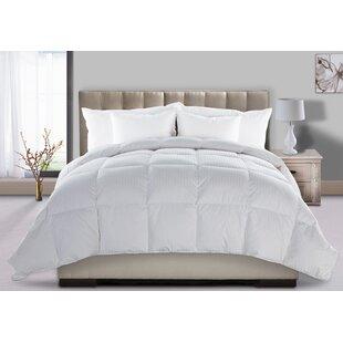 Round All Season Down Alternative Comforter by Alwyn Home