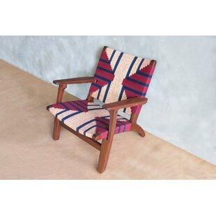 Armchair by Masaya & Co