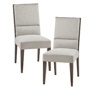 Vandyke Upholstered Dining Chair (Set of 2) by Madison Park Signature