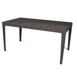 Wicker/Rattan  Dining Table