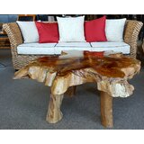 Rideout Suar Coffee Table by Foundry Select