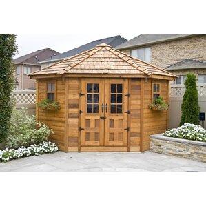 Corner Garden Sheds 7x7 storage sheds