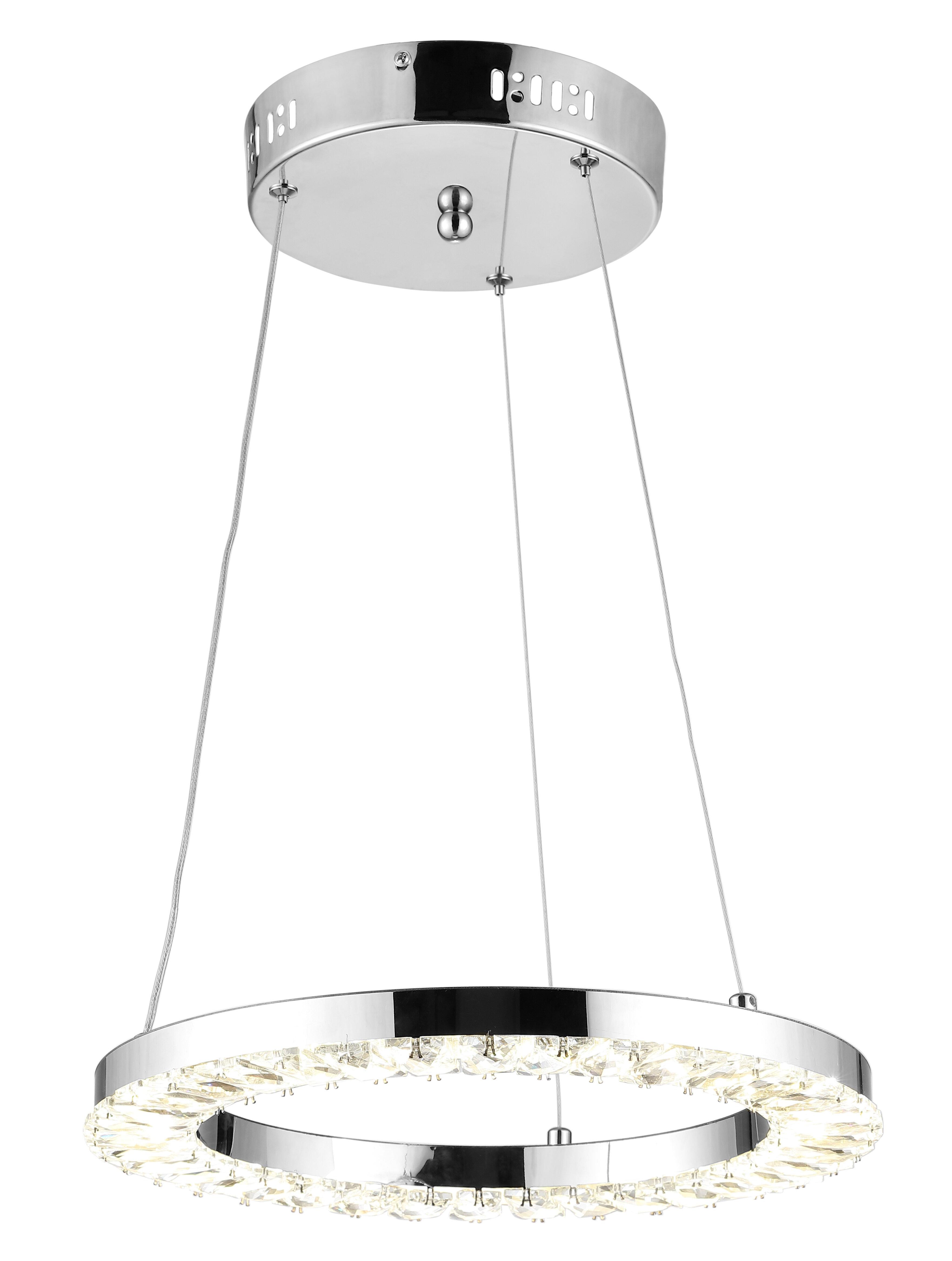 Ada Compliant Geometric Pendant Lighting You Ll Love In 2021 Wayfair
