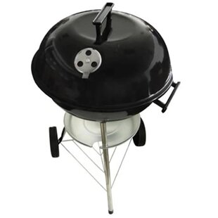43.2cm Media Portable Charcoal Barbecue By Sol 72 Outdoor