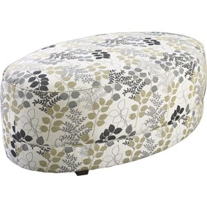 Kenya Oversized Accent Ottoman by Darby Home..