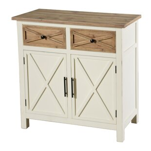 Gemma 2 Door Accent Cabinet by..