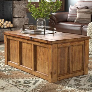 Baggarly Coffee Table with Lift Top