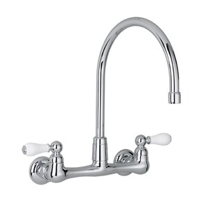 American Standard Heritage Double Handle Kitchen Faucet