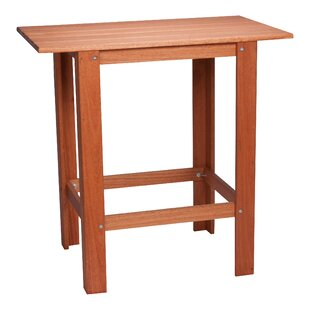 Red Grandis Pub Table by Hinkle Chair Company