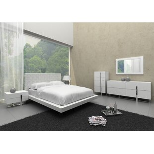 Clower Platform 5 Piece Bedroom Set