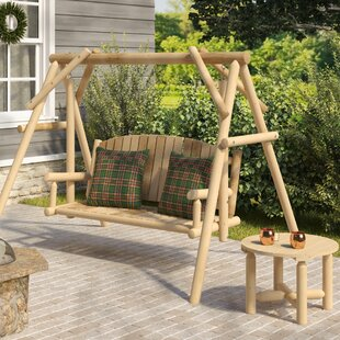 Hooper 2 Piece Swing and Coffee Table Set