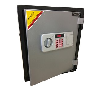 SafeCo 2 Hr Fireproof Home Security safe with Electronic Lock
