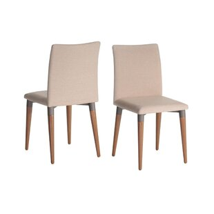 Union Rustic Tasker Upholstered Dining Chair (Set of 2)