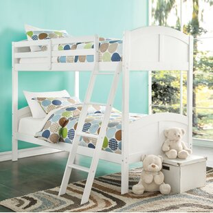 Tickmacrevan Twin Bunk Bed