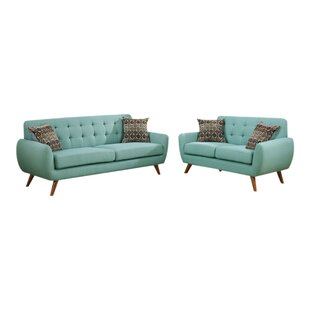 Grady 2 Piece Living Room Set by George Oliver
