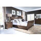 Luana Sleigh Configurable Bedroom Set by Canora Grey