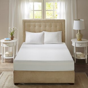 Alwyn Home Gel Memory Foam Mattress Pad