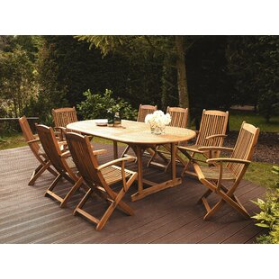 Nusbaum 8 Piece Dining Set