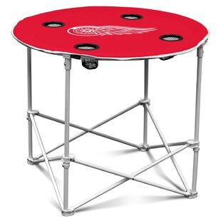 NHL Detroit Red Wings Dining Table by Logo Brands Read Reviews