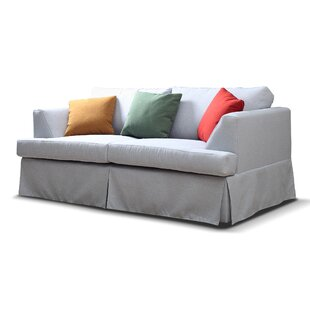 Johnston Loveseat by Longshore Tides Great price