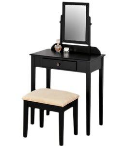 Mooney Vanity Set with Mirror