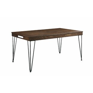 Maximilian Dining Table by 17 Stories Sale