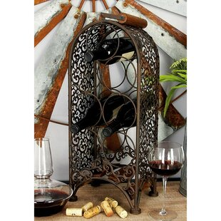 7 Bottle Tabletop Wine Rack by Woodland I..