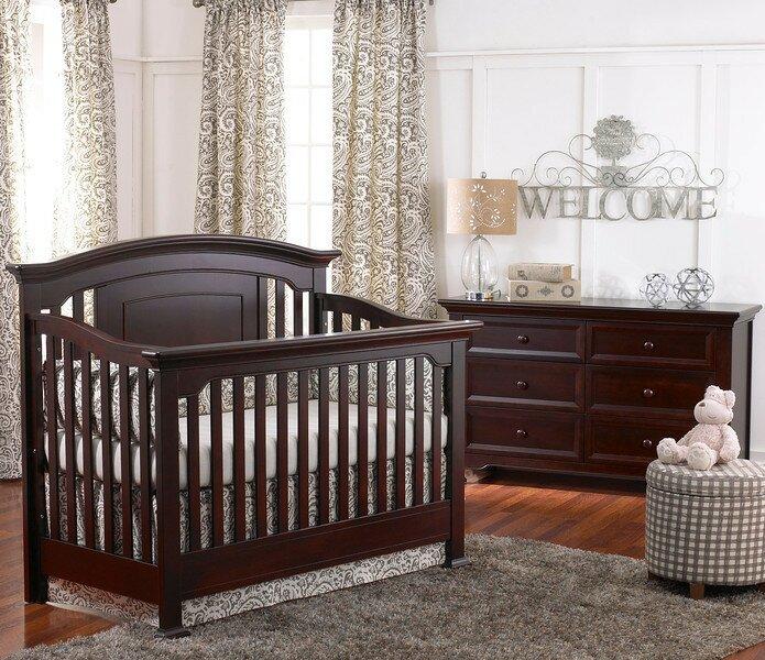 Medford 4-in-1 Convertible 2 Piece Crib Set
