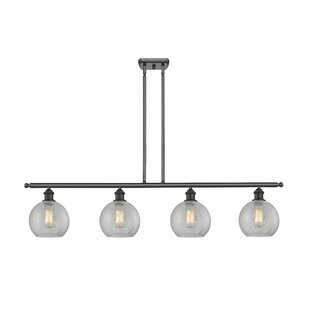 Brayden Studio Garduno 4-Light Kitchen Island Pendant