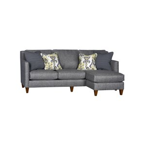 Tisbury Loveseat Chaise by Chelsea Home Furn..