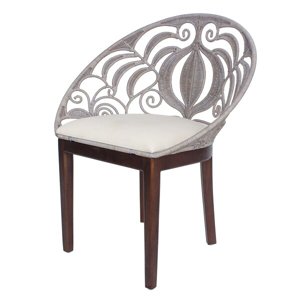 Louis Rattan Side Chair | Wayfair