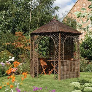 Laverty 2.5m X 2m Wooden Gazebo By Sol 72 Outdoor