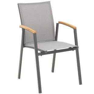 Hashimoto Stacking Garden Chair Image