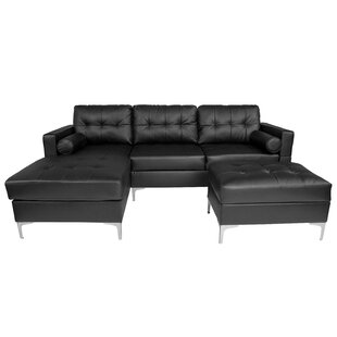 Brayden Studio Covedale Sectional with Ot..