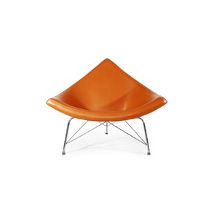 Brayden Studio Gretel Triangle Lounge Chair