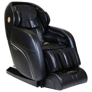 Presidential Reclining Full Body Massage Heated Zero Gravity Massage Chair Latitude Run