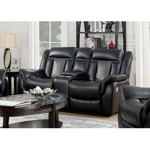Online Reviews Diesel Reclining Loveseat by Ebern Designs Reviews (2019) & Buyer's Guide