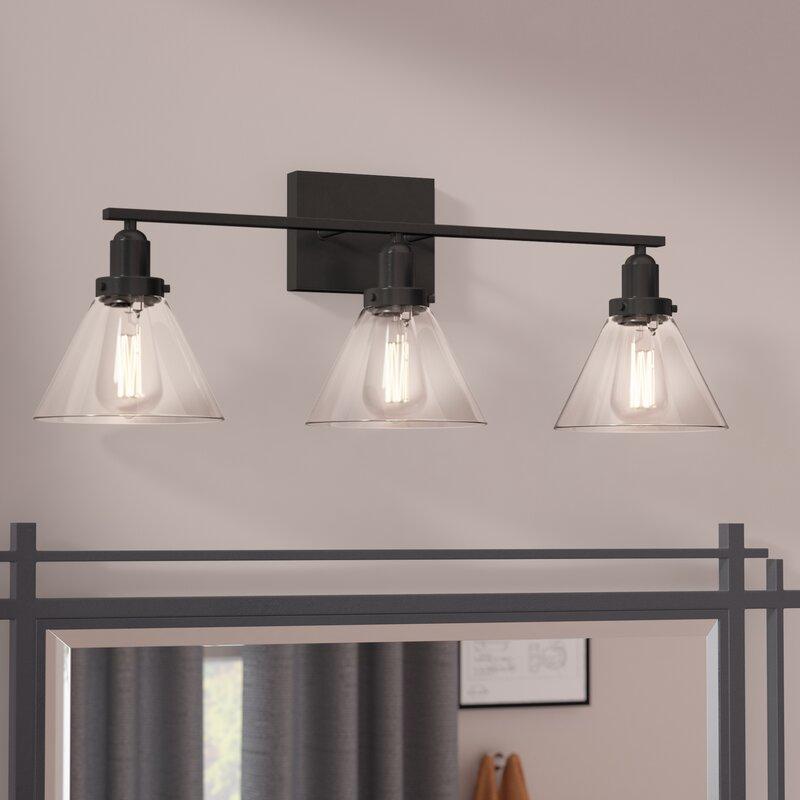Trent Austin Design Serena 3-Light Vanity Light & Reviews | Wayfair