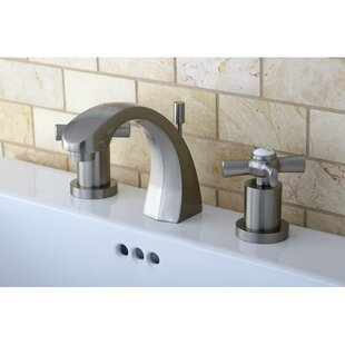 Read Reviews Millennium Widespread Bathroom Faucet By Kingston Brass