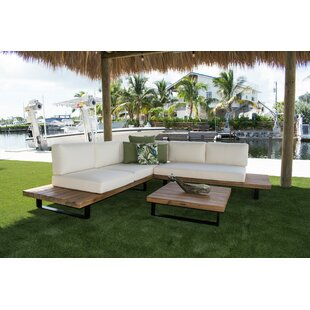 3 Piece Sofa Seating Group (Set Of 3) By Foundry Select