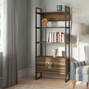Mossley Bookcase By Williston Forge