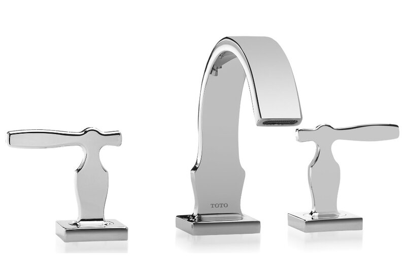 Toto Aimes Widespread Bathroom Faucet & Reviews | Wayfair
