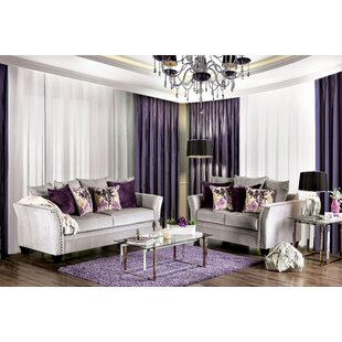 House of Hampton Jude Configurable Living Room Set