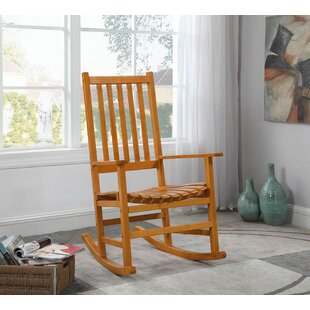 Rosalind Wheeler Capri Rocking Chair