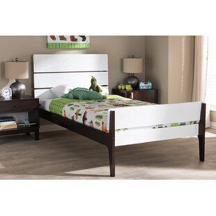 La Jara Twin Platform Bed by Mack & Milo